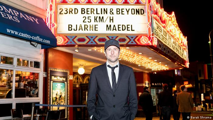 Berlin and Beyond Film Festival Bjarne Mädel (Barak Shrama)