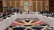 Katar | Taliban | Friedensgespräche