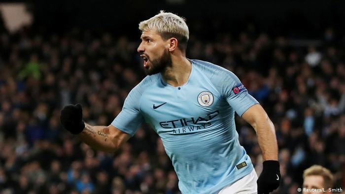 Manchester City's Sergio Agüero is among those to have expressed his concerns