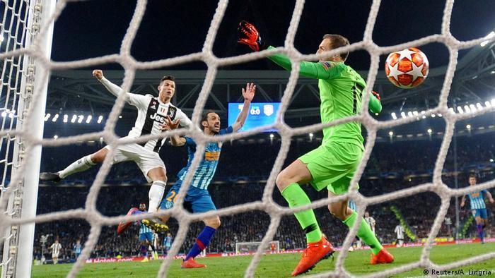 Fußball Champions League | Juventus vs Atletico Madrid 3:0