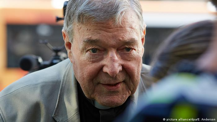 Cardinal George Pell (picture alliance/dpa/E. Anderson)