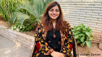 Faced with cyberbullying on Social media, Gulalai Ismail is persistent in her support of the Pashtun Tahafuz Movement