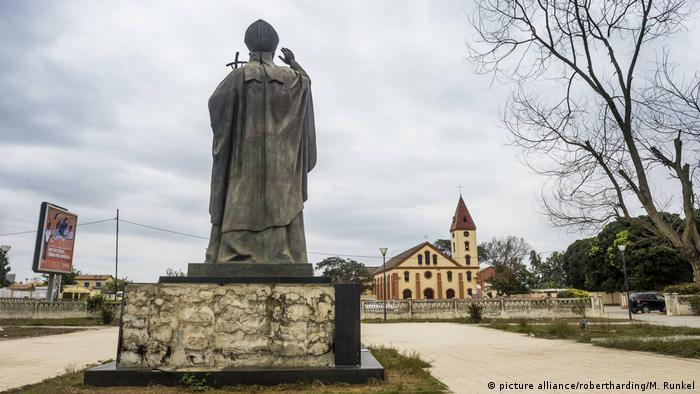 Angola Stadtansicht l Cabinda