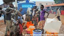 Angola Migration l Flüchtlinge aus dem Kongo in Cacanda bei Dundo