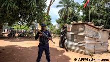 Angola Sicherheit l Polizei