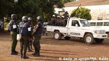 Angola Sicherheit l Polizei l Soldaten