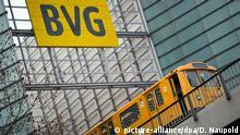 Berlin - U-Bahn BVG