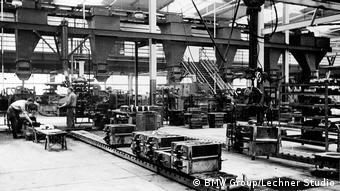 Η δουλειά στο εργοστάσιο ήταν σκληρή αλλά η BMW ήταν ένας πολύ καλός εργοδότης λένε οι περισσότεροι Έλληνες