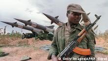 Angola Soldat