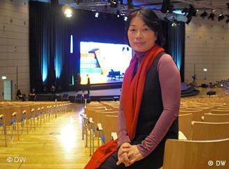 Frankfurter Buchmesse Long Yingtai aus Taiwan