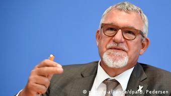 Deutschland Jörg Fegert, Kompetenzzentrum Kinderschutz in der Medizin (picture-alliance/dpa/B. Pedersen)