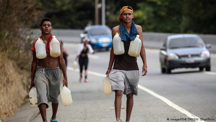 La infraestructura deteriorada debe ser mejorada, señala José María de Viana, para que Venezuela vuelva a tener agua en todas las regiones.
