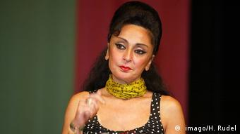 Turkish human rights lawyer Eren Keskin ( imago/H. Rudel)
