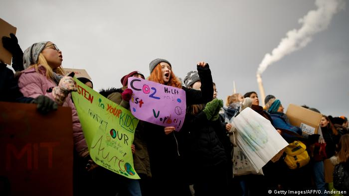 La juventud europea quiere tener voz y voto | Europa | DW