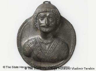 Πάρθος ηγεμόνας - Ερμιτάζ Πετρούπολης (1 αι. π.Χ)