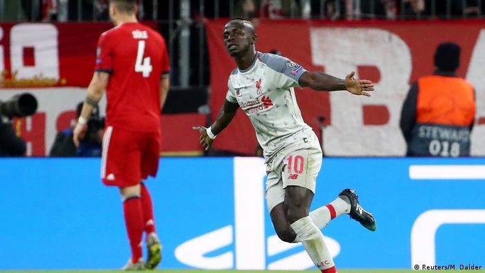 Fußball   Champions League   Bayern München vs Liverpool   0:1