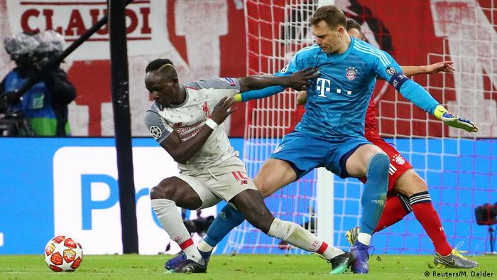 Manuel Neuer Hands Liverpool Victory And Highlights His
