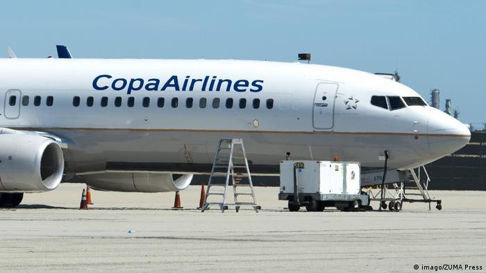 Copa Airlines stellte Betrieb Boeing 737 MAX 9 ein (imago/ZUMA Press)