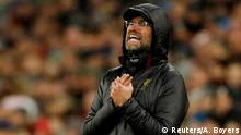 Fußball | Champions League | Bayern München vs Liverpool Champions League