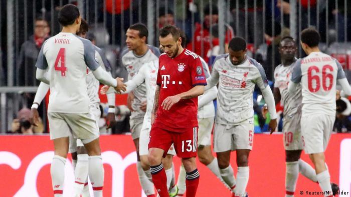 Fußball | Champions League | Bayern München vs Liverpool Champions League (Reuters/M. Dalder)