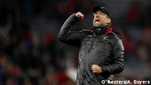 Liga dos Campeões: Liverpool no topo da Europa