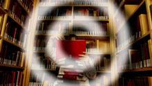 Symbolbild Copyright Bücher Buch Urheberrechte