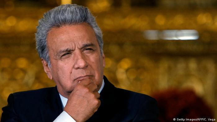 Ecuador: Präsident Lenin Moreno