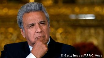 Presidente do Equador, Lenín Moreno