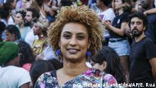 Marielle Franco (picture-alliance/dpa/AP/E. Rua)