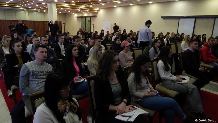 Jugend: Zukunft in Bosnien und Herzegowina. Tagung in Mostar