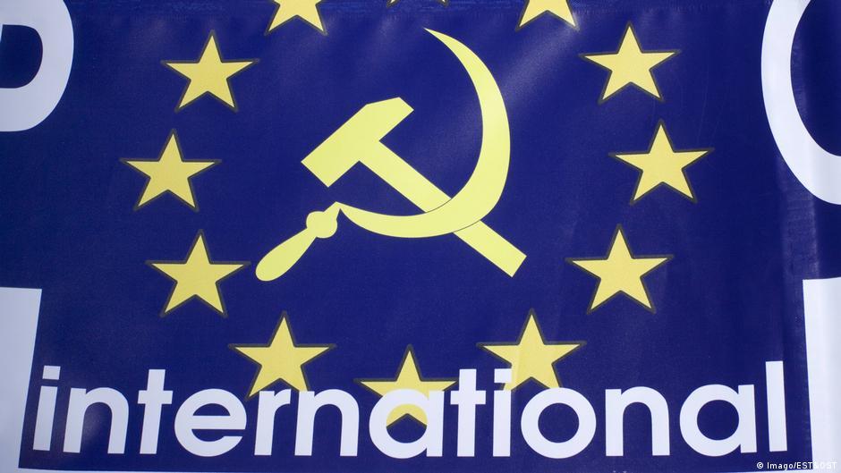 Bashkimi Europian si Bashkimi Sovjetik  Krahasim i pavend