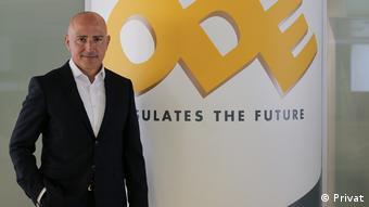 Ode Yalıtım Satış ve Pazarlama Genel Müdür Yardımcısı Erhan Özdemir