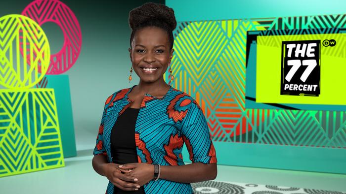 DW The 77 Percent Moderatorin Wanjiku Mwaura (Artikelbild)