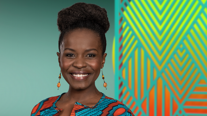 DW The 77 Percent Moderatorin Wanjiku Mwaura (Teaser)