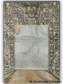 Грамота Петра І від 1708 року про поставлення митрополита на Київську митрополію