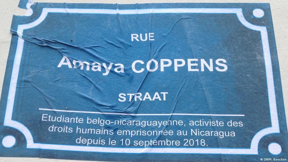Bruselas, atenta a estudiante belga detenida en Managua - Deutsche Welle