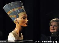 新博物馆中最珍贵的埃及女王胸像