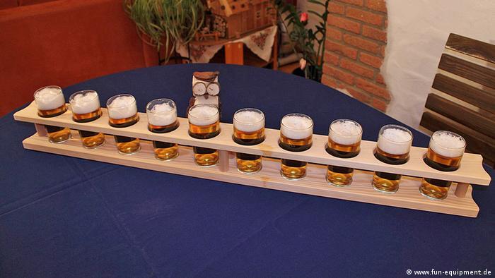 Deutschland Biermeter (www.fun-equipment.de)
