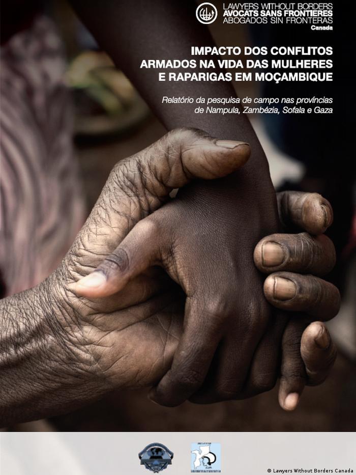 Kanada Rechtsanwälte ohne Grenzen | Cover des Berichts