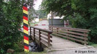 Radweg Eiserner Vorhang
