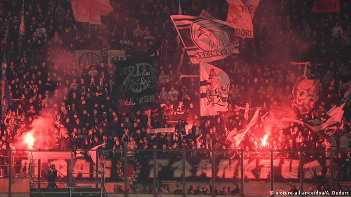 Fußball: Europa League | Inter Mailand - Eintracht Frankfurt