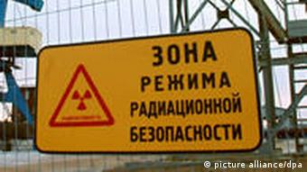 Atommüll in Russland