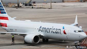 Boeing 737 компании American Airlines