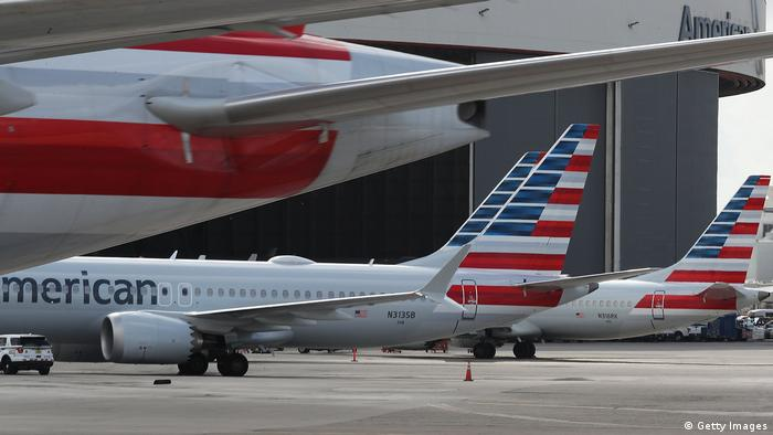 USA Boeing 737 in Miami (Getty Images)