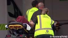 Neuseeland Schießerei in Moschee in Christchurch