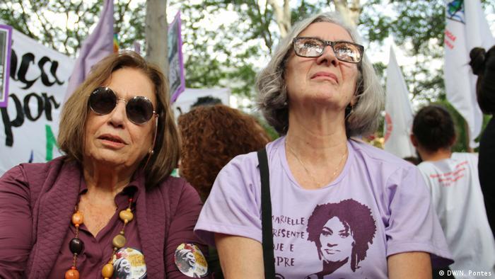 Duas mulheres entrevistadas pela autora