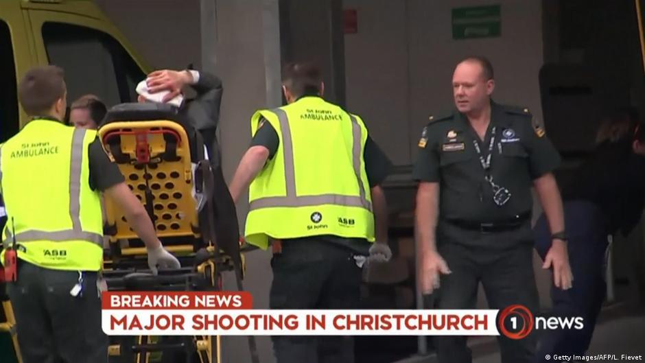 Nueva Zelanda Masacre Video Picture: أربعون قتيلا جراء إطلاق النار على مسجدين في نيوزيلندا