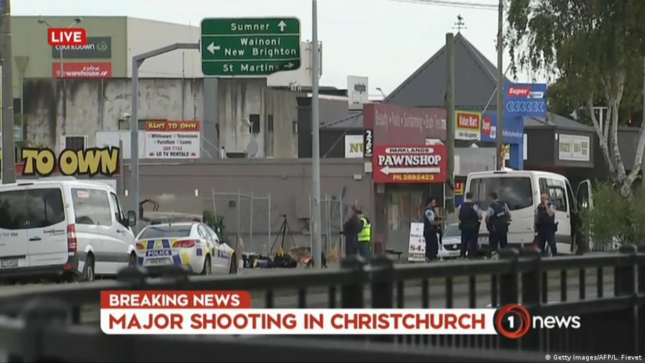 Reagime të tronditura pas atentatit në Zelandën e Re