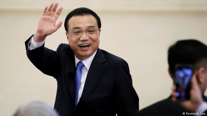 Премьер Государственного совета КНР Ли Кэцян (фото из архива)
