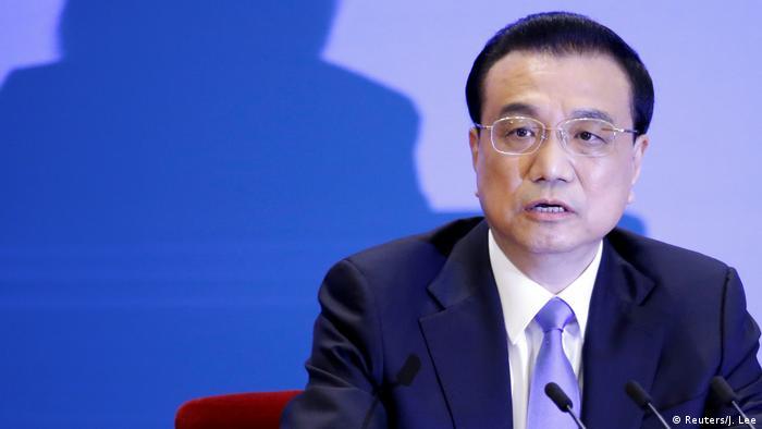 China Nationaler Volkskongress | Li Keqiang, Ministerpräsident